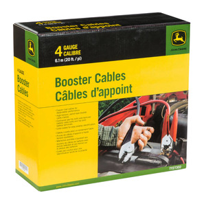 20' Booster Cables