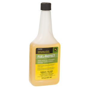 John Deere Fuel Protect Gasoline Stabilizer, 8 oz