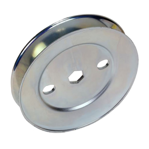 Mower Deck Idler Pulley for 48-Inch and 54-Inch Accell Deep Deck Mower Decks