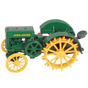 1/32 1923 Spoker Model D John Deere Tractor & Engine Museum Collector Edition