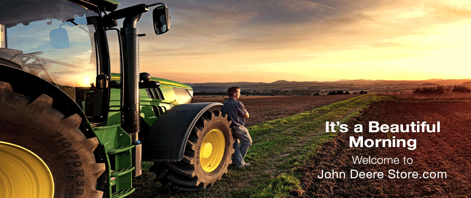 Good Morning John Deere Fans!