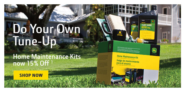 15% off Home Maintenance Kits